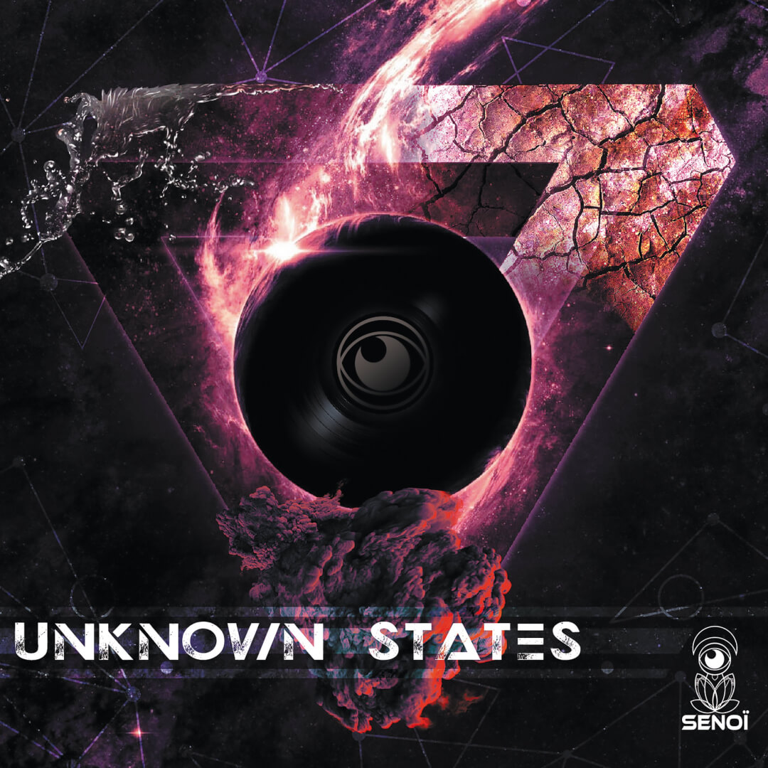 Cover UNKNOWN STATES
